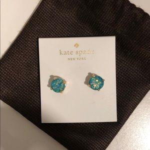 Kate Spade gold studs